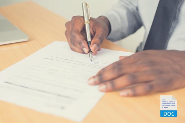 Combat Harassment Complaint Form [Docx]