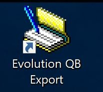 Evolution QB Export