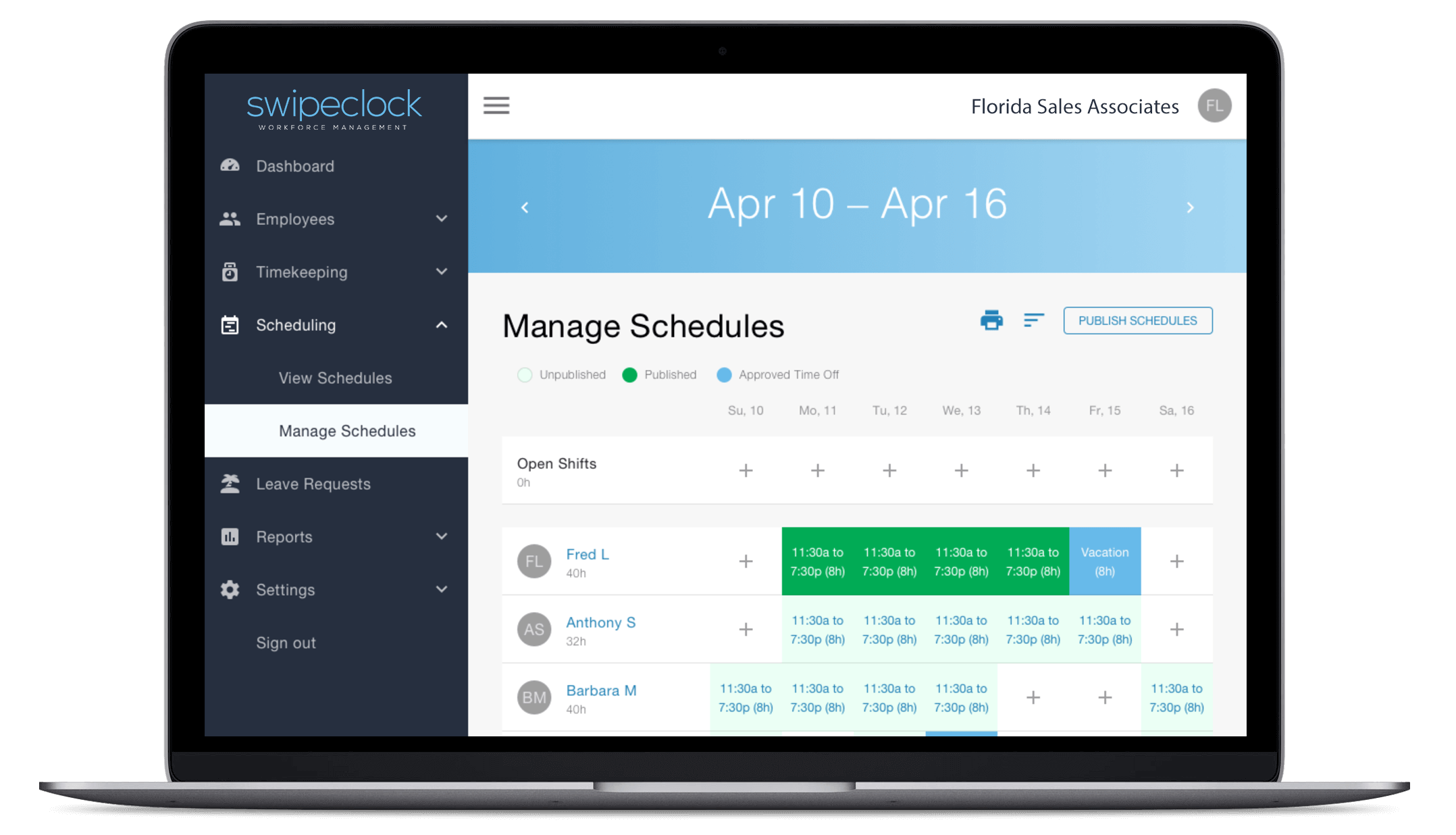 TimeSimplicity - Employee Scheduling - Complete Payroll