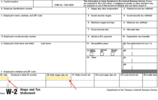 w2 form nys  Reporting Multiple State Earnings on the W-10 | Complete Payroll