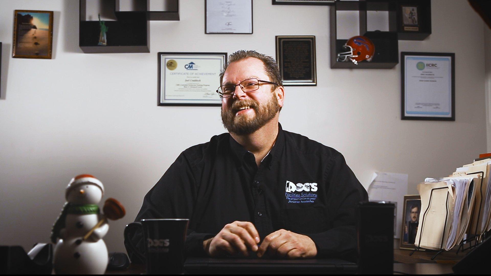 Testimonial_Joel Craddock - Docs Facilities Solutions_FINAL.00_00_03_11.Still002