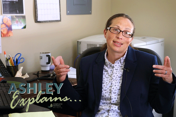 Ashley Explains E01: How Payroll Taxes are Calculated (VIDEO)